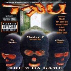 tru - tru 2 da game CD 2-discs 1997 no limit priority 26 tracks used very good
