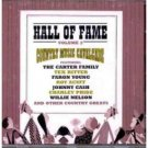 hall of fame volume 2 : country music cavalcade CD 1999 castle made in UK used mint