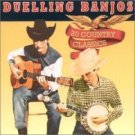 dueling banjos : 20 country classics CD 1995 prism 20 tracks, made in israel used near mint