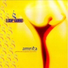 loop guru : amrita CD 1995 world domination, north south, used mint