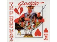 goddo : king of broken hearts CD 2001 bullseye used mint