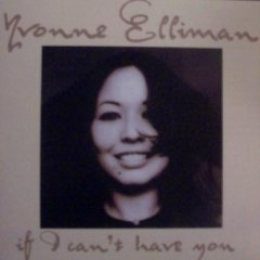 yvonne elliman : if i can't have you CD 1999 polygram used mint, barcode punched
