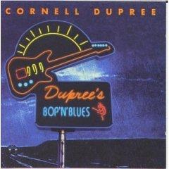 cornell dupree : bop n blues CD 1995 kokopelli used mint