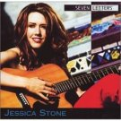 jessica stone : seven letters CD 2002 maidenstone used mint