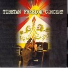 tobetan freedom concert CD 3-disc set 1997 capitol used very good