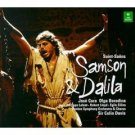 saint-saens : samson & dalila, jose cura olga borodina, colin davis CD 2-disc 1998 erato mint