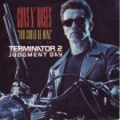 guns n roses : you could be mine from terminator 2 & judgement day CD single 1991 geffen near mint