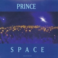 prince : space CD single1994 warner 5 tracks used mint