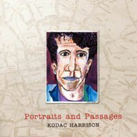 kodac harrison : portraits and passages CD luckie street music new