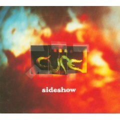 cure : sideshow CD ep 1993 elektra 5 tracks used near mint
