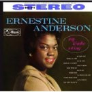 ernestine anderson : my kinda swing CD 2002 verve new in resealable polybag