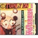 flaming lips : turn it on CD single 1995 warner bros 3 tracks used very good