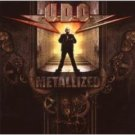 U.D.O. : metallized CD 2007 AFM records import used mint