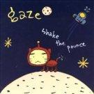 gaze : shake the pounce CD 1999 k records used very good