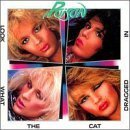 poison : look what the cat dragged in CD 1986 capitol used very good
