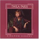 twila paris : kingdom seekers CD 1987 star song used near mint