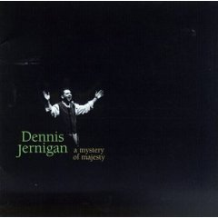 dennis jernigan : a mystery of majesty CD 1997 heartcry shepherd's heart used mint