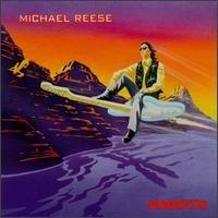 michael reese : dragonflyer CD 1995 MJR dragonflyer ltd 12 tracks used mint