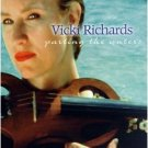 vicki richards : parting the waters CD 1998 coconut grove used mint barcode punched