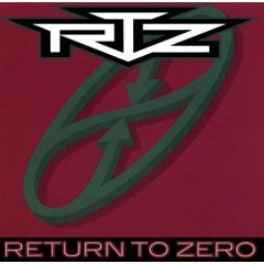 RTZ : return to zero CD 1991 giant warner wea BMG Direct, used mint