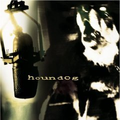 houndog : self-titled CD 1999 sony used mint