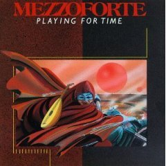 mezzoforte - playing for time CD 1990 RCA novus steinar used