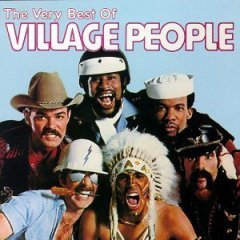 village people : the very best of CD 1998 mercurt casablanca used near mint