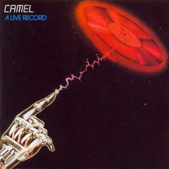 camel : a live record CD 2-disc set  1978 1991 deram gama polydor made in japan 22 tracks near mint