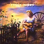 sally timms : cowboy sally's twilight laments for lost buckaroos CD 1999 bloodshot used mint