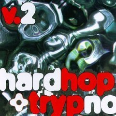 hardhop & trypno vol. 2 CD 1997 moonshine music used mint