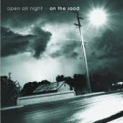 open all night : on the road by various artists CD 2001 rhino used mint