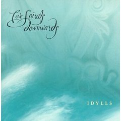love spirals downwards : idylls CD 1992 projekt 13 tracks used mint