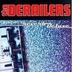 the derailers - reverb deluxe 1997 sire watermelon 14 tracks used mint