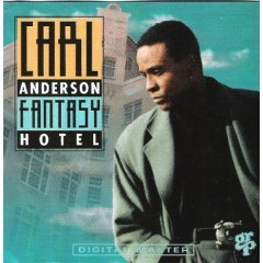 carl anderson : fantasy hotel 1992 GRP used mint