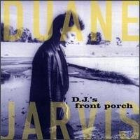 duane jarvis : D.J.'s front porch CD 1994 medium cool records used mint