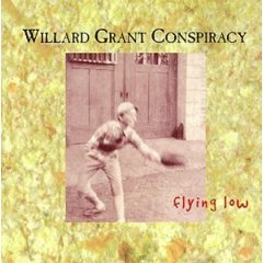 willard grant conspiracy - flying low CD 1998 slow river UK used mint