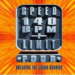 Speed Limit 140 BPM plus four CD 1994 moonshine music used mint