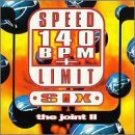 speed limit 140 BPM plus volume six CD 1995 moonshine used near mint