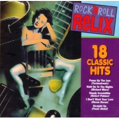 rock 'n roll relix 1988 - 1989 CD 1998 EMI eclipse 18 classic hits used mint