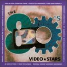the 80's : video * stars CD 1994 K-tel 10 tracks used mint