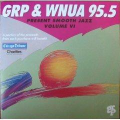 GRP & WNUA 95.5 presents smooth jazz volume VI CD 1993 GRP 13 tracks used mint