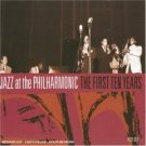 jazz at the philharmonic - the first ten years 4 CD boxset with booklet 2004 proper UK used mint
