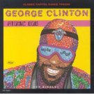 george clinton : atomic dog CD single 1990 capitol 4 tracks used very good