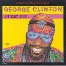 george clinton : atomic dog CD single 1990 capitol 4 tracks used very good
