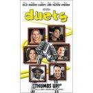 duets VHS 1998 buena vista 112 minutes color used mint
