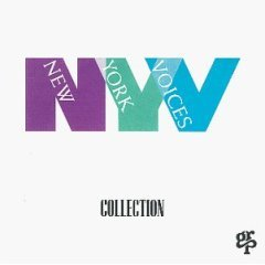 new york voices : collection CD 1994 GRP used mint