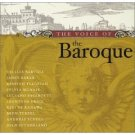 the voice of the baroque : the voice of the baroque CD 2-discs 2002 decca universal used very good
