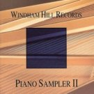 windham hill records : piano sampler II CD 1994 windham hill BMG Direct used mint