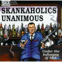 skankaholics unanimous : under the influence of SKA CD 1997 moon ska mint
