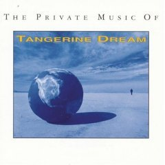 tangerine dream : private music of tangerine dream CD 1992 private music used mint